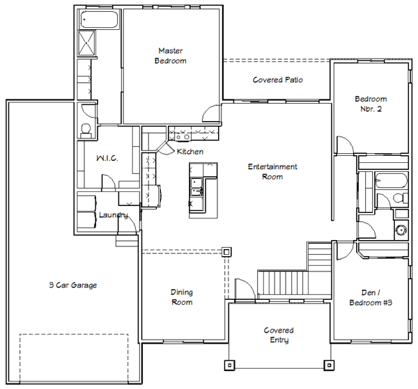 Ginger-Crest floorplan